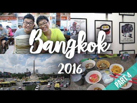 THAILAND | BANGKOK TRAVEL VLOG 2016 [PART 4]