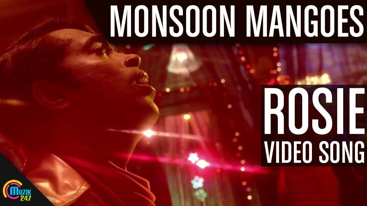 Monsoon Mangoes | Rosie Song Video | Fahadh Faasil, Shreya Ghoshal, Jacob Gregory | Official