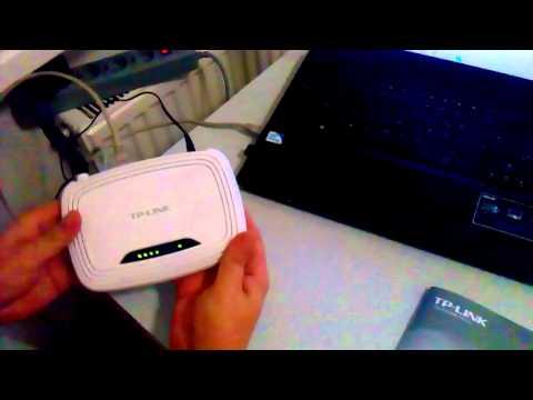 Как подключить беспроводной роутер к ноутбуку