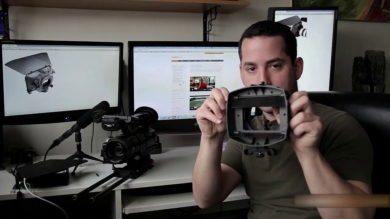 Filmmaking Tutorial: What is a Matte Box