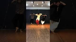 Bollywood dance    Param Sundari   Shreya Ghoshal    A.R.Rahman   Mimi #easysteps #shorts  #dancers