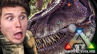 Wir ZÄHMEN endlich eiฑen T-REX ☆ ARK: Survival Evolved #43