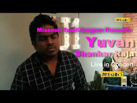 Yuvan Shankar Raja Invites you all for U1 Concert