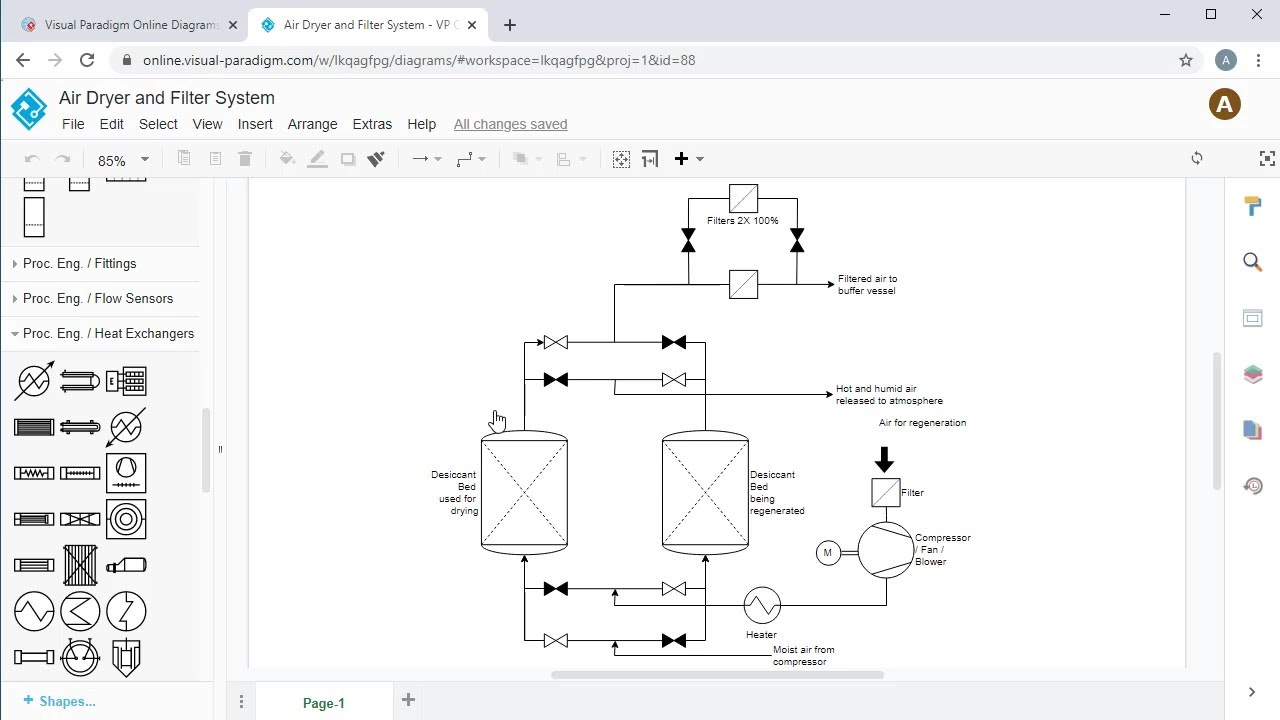 [DIAGRAM_3US]  Create Process Flow Diagram Online - YouTube | Process Flow Diagram Online |  | YouTube
