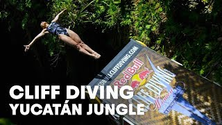 Yucatán Jungle Cliff Diving - Red Bull Cliff Diving World Series 2014