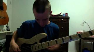 Chilly Gonzalez - Smothered Mate - Bass Cover