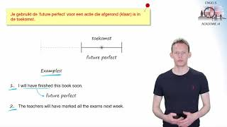 Engels - future perfect - EngelsAcademie.nl