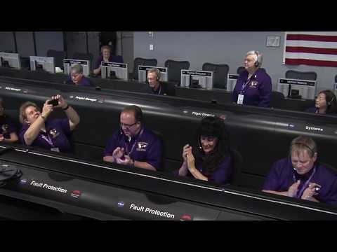 NASA Mission Control Live: Cassini at Saturn (clean feed)