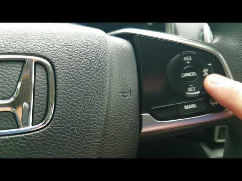 2018 Honda CR-V EX all-wheel drive quick review