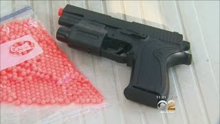 Mother Shocked After Son Buys Realistic Toy Gun From Ice Cream Truck
