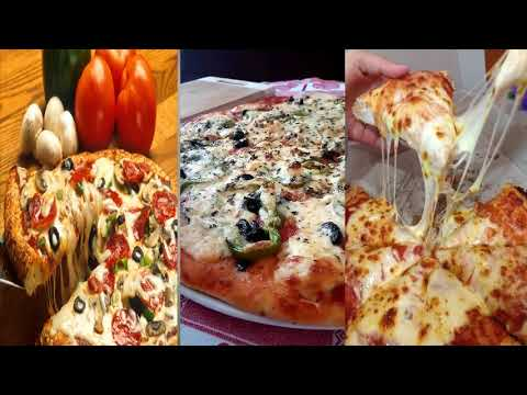 recette-pizza-gourmande-maison-/-easy-homemade-pizza-/-facile