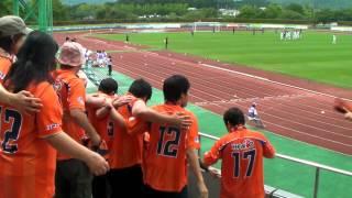 第14回日本フットボールリーグ 第10節 AC長野パルセイロ vs 栃木ウーヴ...