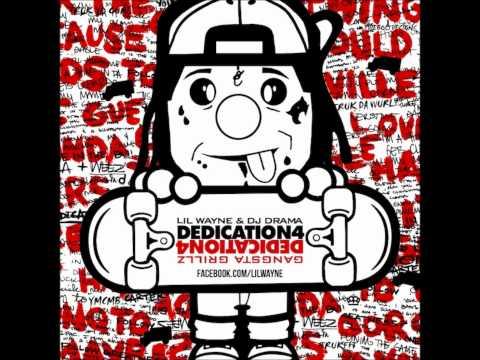 DEDICATION 4 - Lil Wayne ft. Detail - No Worries [HD]