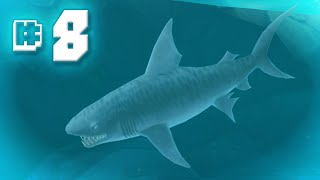 Hungry Shark Evolution Ep 8 - Tiger shark