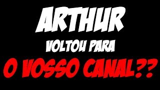 O Arthur saiu do Ginga Street? (COMUNICADO)