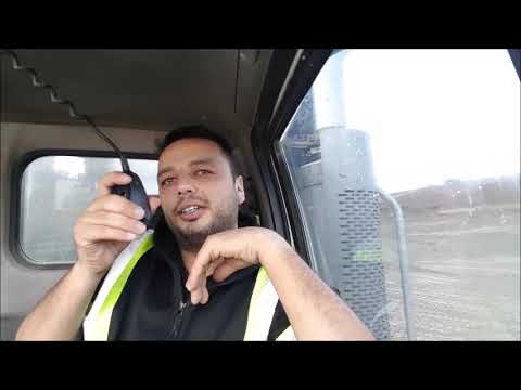 DAILYTRUCKING be nice to your local dump truck driver ep 31