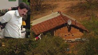 El pueblo de Joaquín El Chapo Guzmán parece un pueblo fantasma -- Noticiero Univisión