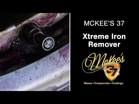 Spray Amp Rinse Wheel Cleaning With Mckee S 37 Doovi