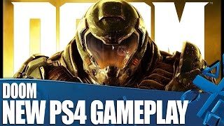 Doom: New PS4 Gameplay