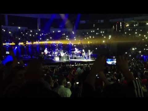Bon Jovi - Wanted Dead  or Alive (Live) Little Rock, AR