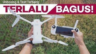 FIMI X8 SE Indonesia TERBANG PERTAMA 1KM NGEBUT BANGET!!!
