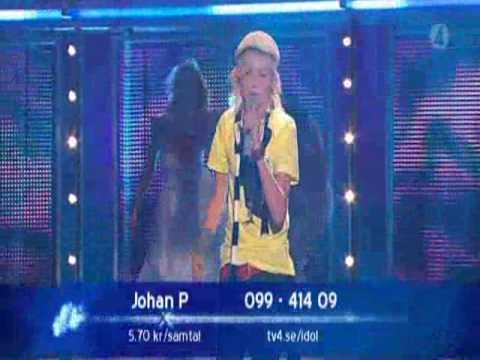 Idol 2008 Johan Palm - Viva la vida