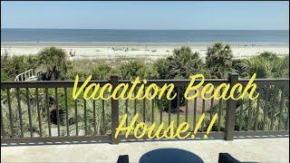 Vacation Beach House Hilton Head, SC