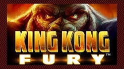Tragamonedas King Kong Fury - Juegos de Casino Gratis