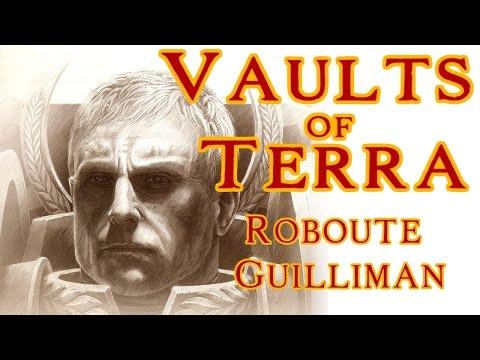 Vaults of Terra - (Horus Heresy) Roboute Guilliman