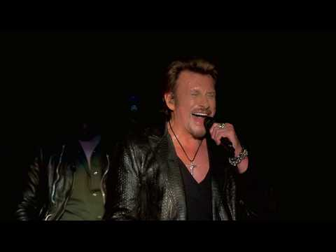 Johnny Hallyday - Ma Gueule (Live Bercy 2013)