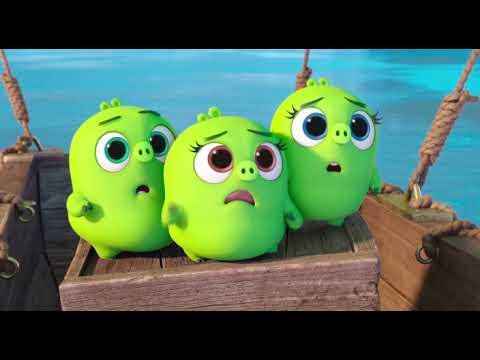 Angry Birds 2 мультик на русском  смотреть полностью часть  32