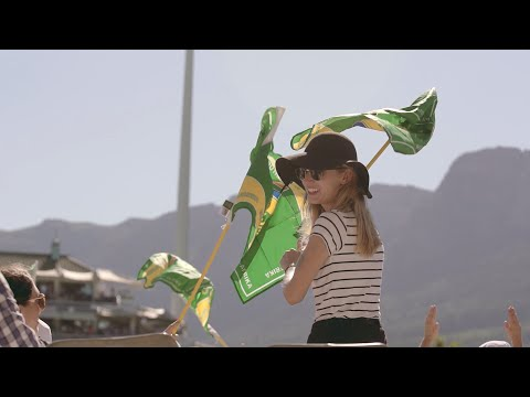 Eng Tour Diaries - Eps 3: The beauty of Newlands