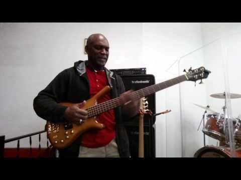 Warrick Fna Jazz Man Bass 5string Nick Name