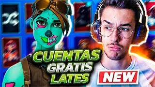 🔴If You WIN I GIVE YOU FORTNITE'S CHETADA ACCOUNT *FREE* LATES in CREATIVE MODE against SUBSCRIBERS