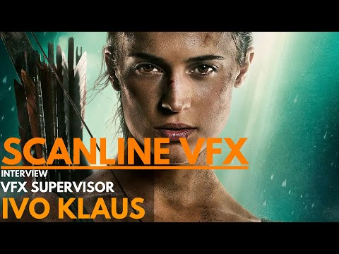 VFX Supervisor at Hollywood Studio Scanline VFX - Ivo Klaus (3ds max)