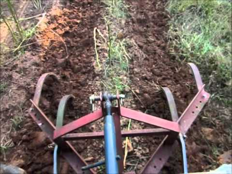 3 point cultivator for weed control in a large garden for English garden tools yeah yeah yeah