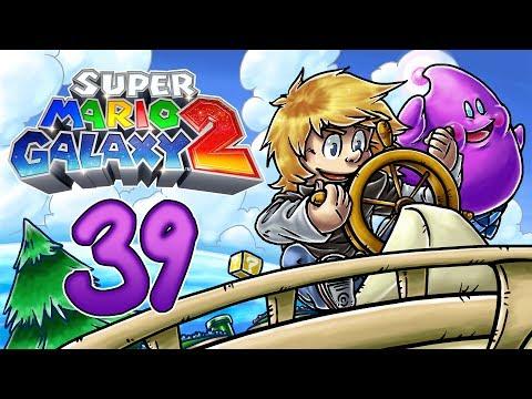 Let's Play Super Mario Galaxy 2 [German][#39] - Keine Panik beim Schüttelschieber!