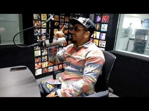 JAZZY B - REPEAT (SONG INTERVIEW) @104.8 OYE FM BY RAAJ JONES