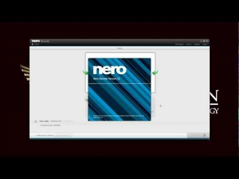 Nero 12 - Recode Overview + Tutorial (HD...