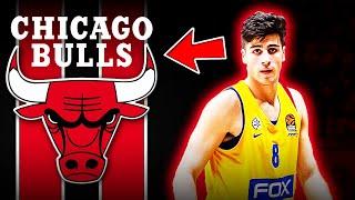 2020 NBA Draft: Chicago Bulls Should Draft Deni Avdija Because...