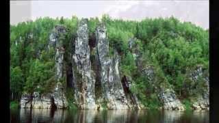 смотреть всем!!! Прекрасные горы Урала!!!! Серия - отдыхаем в России!!!