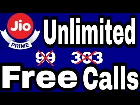 Thumbnail: Get free calls in Jio without Prime membership and 303 Rs Recharge