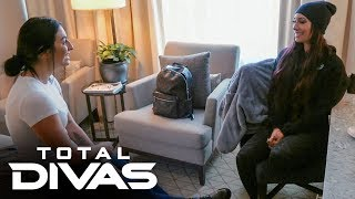 Carmella is dating Corey Graves: Total Divas, Oct. 8, 2019
