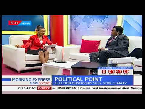 POLITICAL POINT: Kenyans' questions and comments on police brutality