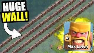 WE HIT A BRICK WALL!! - Clash Of Clans - HUGE GEM SPREE INBOUND!?