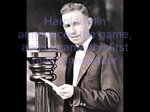 Radio of 1920s