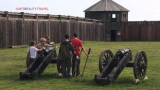 видео Елизаветинская крепость (Гавайи)