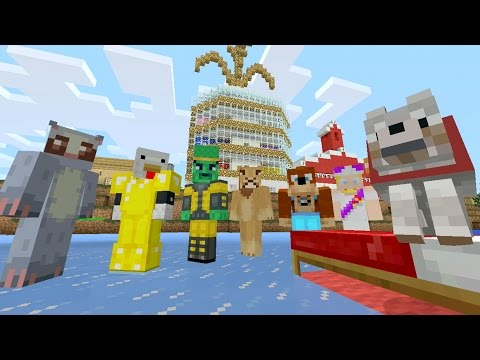 Minecraft Xbox - Bed Bounce [253]