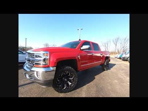 2017 Chevrolet Silverado 1500 Crystal Lake IL D190314A
