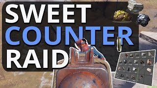 Video SWEET COUNTER RAID FOR PLENTY OF LOOT!!? Rust Dual Survival S5 Ep1 download MP3, 3GP, MP4, WEBM, AVI, FLV Desember 2017